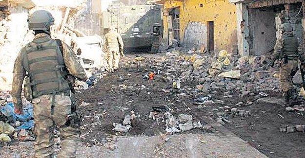 CHP'nin Cizre raporu yıkım ve göç üzerine