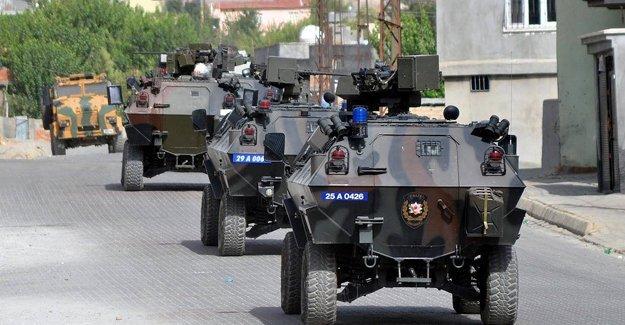 Çukurca'da sokağa çıkma yasağı