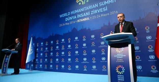 Cumhurbaşkanı Erdoğan'dan vize muafiyetine ilişkin açıklama