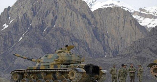 Dağlıca'da çatışma: Bir asker hayatını kaybetti