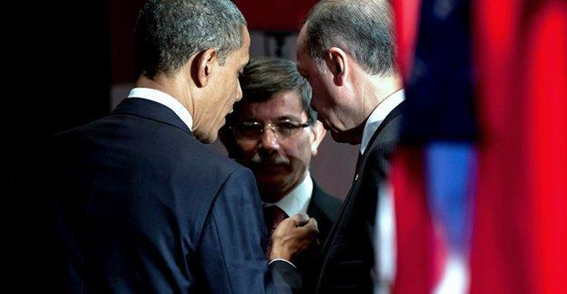"""""""Davutoğlu'nun Obama'dan randevu alması bardağı taşırdı"""""""