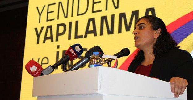 Sebahat Tuncel: Türkiye, Kürtlerin üstlendiği rolü görmeli