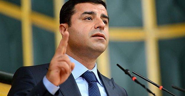 Demirtaş: Halk isterse birden fazla parlamento kurar