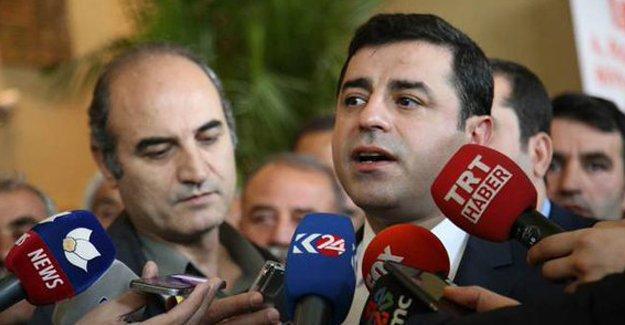Demirtaş: Kürt halkı tekçi siyasete teslim olmayacaktır