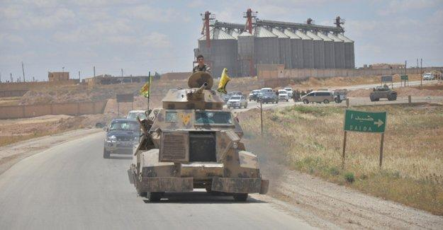 Demokratik Suriye Güçleri: 'Kontrollü ilerliyoruz'