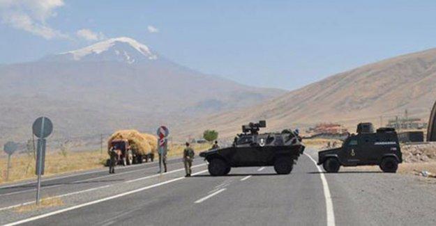 Dersim'de 11 bölge 15 gün boyunca 'güvenlik bölgesi' ilan edildi