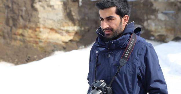 DİHA muhabiri Nedim Türfent tutuklandı