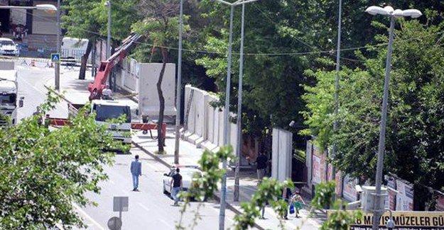 Diyarbakır'da 'güvenlik' önlemleri