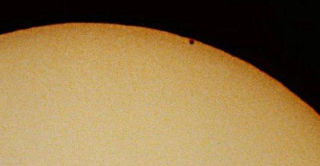 Dünya ile Güneş arasından Merkür geçecek