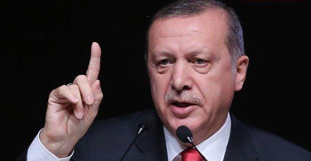 Erdoğan: 3 milyar Euro'yu verecekseniz verin
