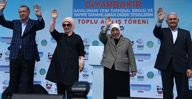 Erdoğan: Bunlar ateist, bunlar zerdüşt