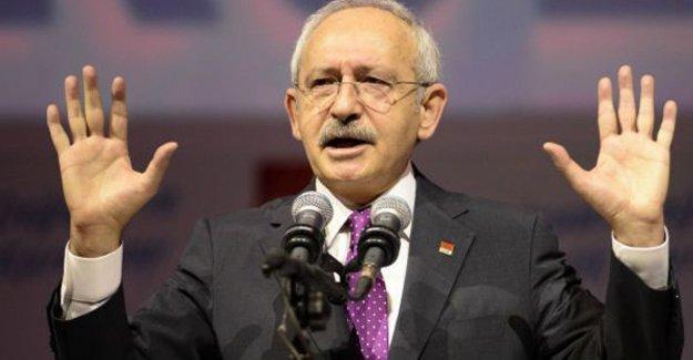 Kılıçdaroğlu: Suriye'de ölen herkesin kanı Erdoğan'ın ellerindedir