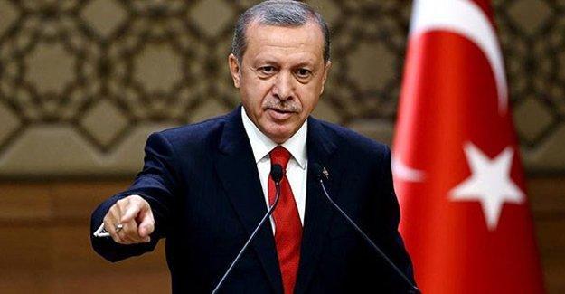 Erdoğan'dan dokunulmazlık açıklaması: Bunların iyi günleridir