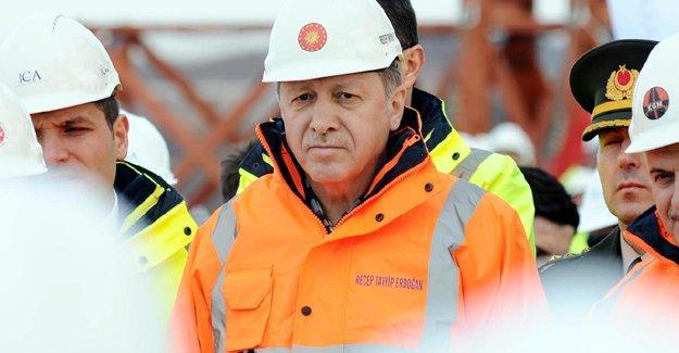 Erdoğan'ın hedefinde sendikalar: '1 Mayıs'ı terör propagandası yapmak için kullanıyorlar'