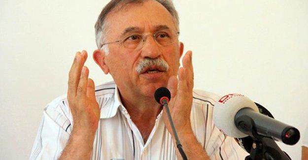 Eski Bakan Ziya Halis: CHP bu suça ortak olmamalı