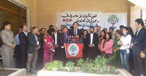 Güney Kürdistan'daki siyasi partilerden ortak 'dokunulmazlık' açıklaması