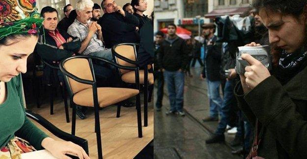 Haber takibi yapan JINHA muhabirlerine 'silahlı eyleme' katılma davası