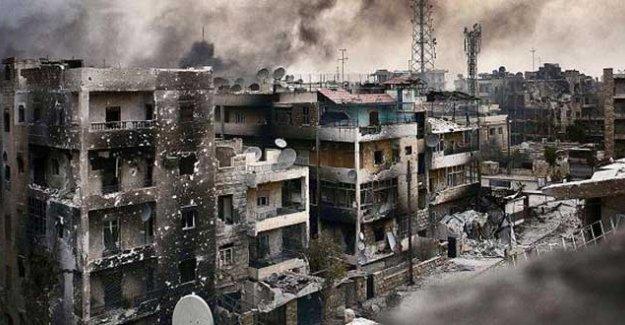 Halep'te ateşkes ikinci kez uzatıldı