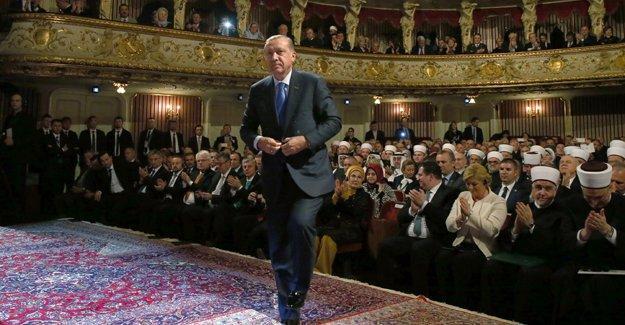 Harun Ercan: Erdoğan'ın planladığı oyunun son perdesine gelindi