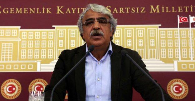 HDP'li Sancar: Referandumla bir Türk-Kürt kutuplaşması olabilir