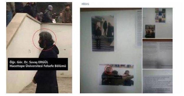 Hedef gösterilen iki akademisyen evleri basılarak gözaltına alındı