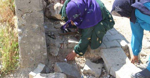 İdil'de 8 yaşındaki Müslüm bir cismin patlaması sonucu hayatını kaybetti