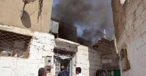 IŞİD bölgesinden Kilis'e 4 roket atıldı: 7 yaralı, 1 ölü