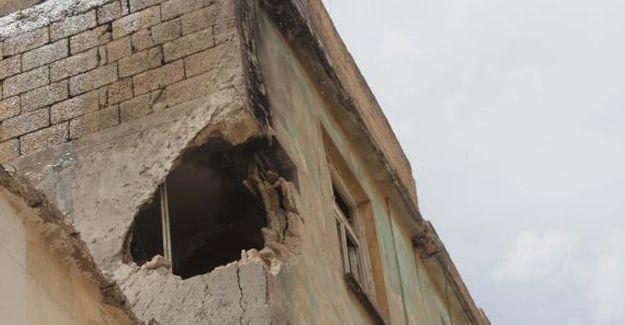 IŞİD'den Kilis'e yine roketli saldırı