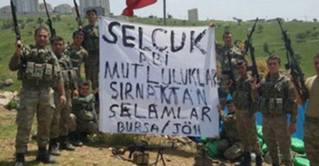 JÖH'ten Erdoğan'ın damadına 'tebrik mesajı'