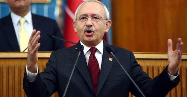 Kılıçdaroğlu: Dokunulmazlıkların kaldırılması TBMM'nin kaldırılmasıdır