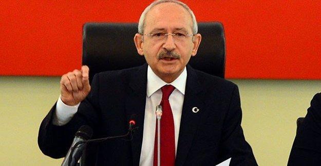 Kılıçdaroğlu: HDP'lilerin hapse girmesi söz konusu olmaz