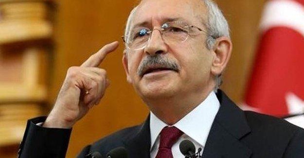 Kılıçdaroğlu'ndan Erdoğan'a: Senin ellerin kadar dişlerin de kanlı