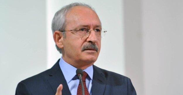 Kılıçdaroğlu'dan dokunulmazlık açıklaması