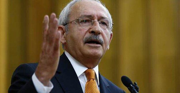 Savcılık, Kılıçdaroğlu'nun 'başkanlık' açıklamasına soruşturma açtı