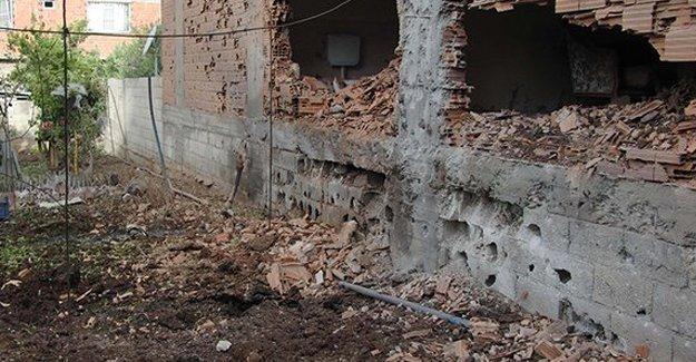 Kilis bir kez daha IŞİD roketlerinin hedefi oldu