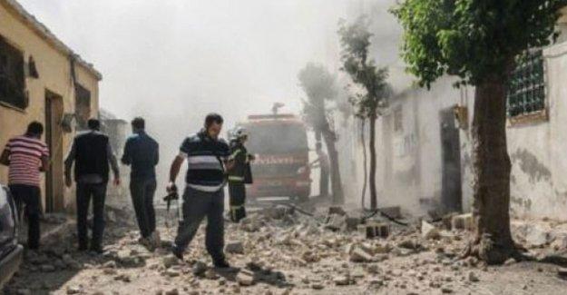 Kilis'te 'Özel Güvenlik Bölgesi' kararı 15 gün uzatıldı