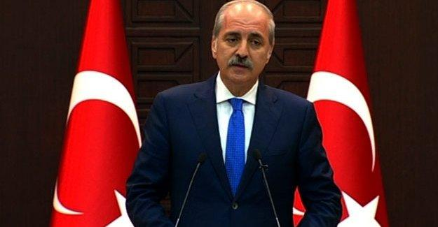 Başbakan Yardımcısı Kurtulmuş'tan 'Bahoz Erdal' açıklaması