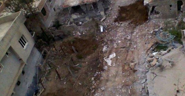 Mardin'de patlama: 4 asker yaralı
