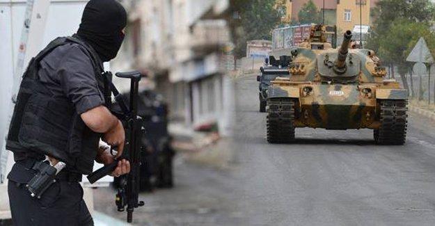 Mardin'in ilçelerinde sokağa çıkma yasağı