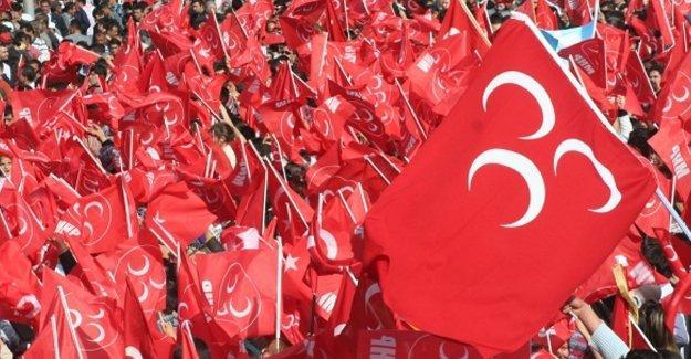 MHP Bursa teşkilatında toplu istifa