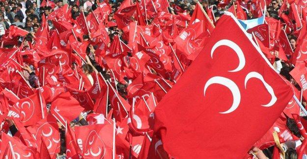 MHP'de kurultay krizi