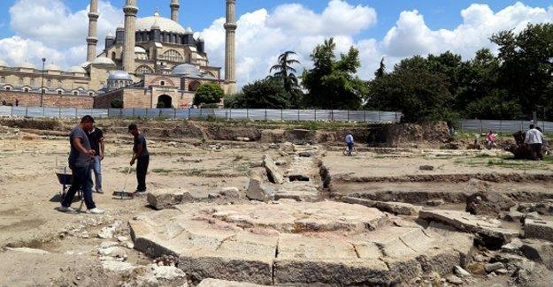 Mimar Sinan'ın 'kayıp eseri' su yolu bulundu