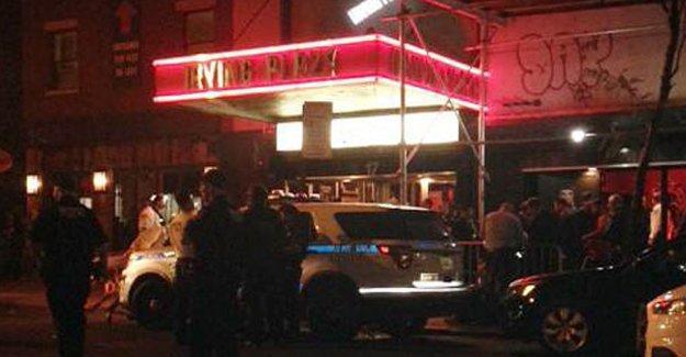 New York'ta konser salonuna saldırı