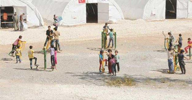 Nizip Mülteci Kampı'nda 30 çocuğa 3 ay boyunca cinsel istismar