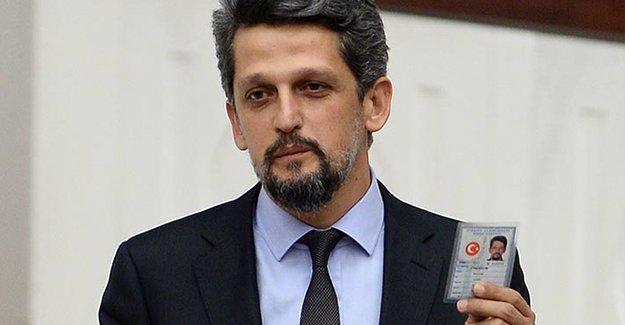 Nor Zartonk: Garo Paylan ve diğer HDP'li vekiller yalnız değildir