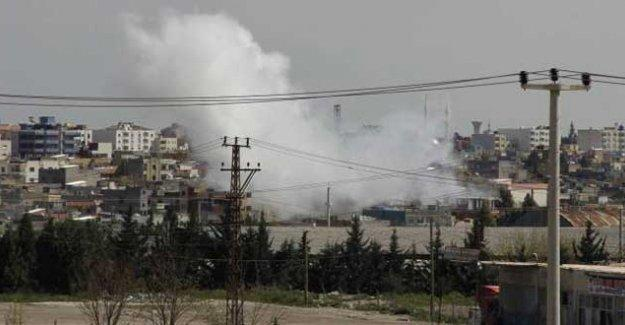 Nusaybin'de patlama: 3 asker yaralı