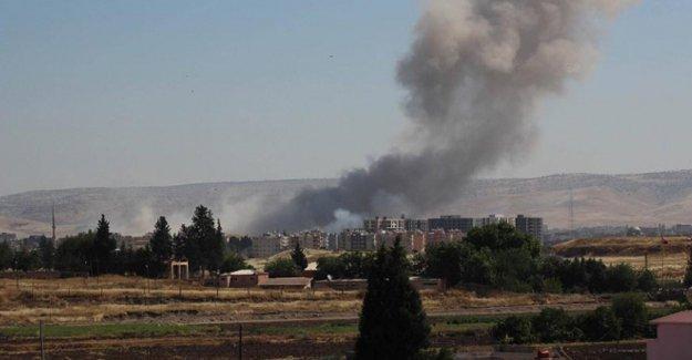"""""""Nusaybin savaş uçaklarıyla bombalanıyor"""" iddiası Meclis'te"""