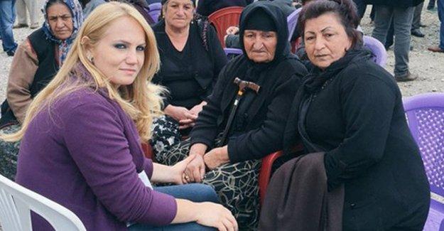Pınar Aydınlar: Halk, çadırları jandarmaya teslim etmemek için yaktı