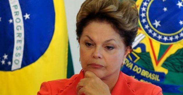 Senato 'evet' dedi; Brezilya Cumhurbaşkanı Rousseff görevden azledildi