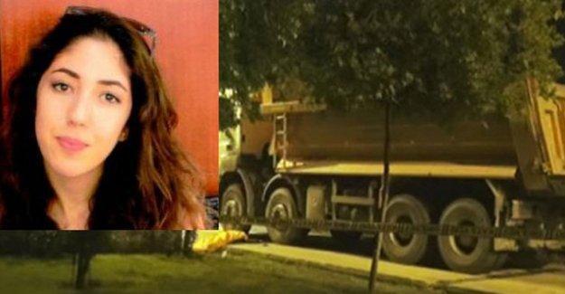 """""""Şule İdil Dere'ye kamyon 'karayolu'nda değil, parktaki 'yaya yolu'nda çarptı"""""""